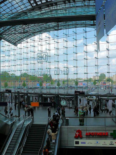 Berlin - Hauptbahnhof 2008-5 d | Flickr - Photo Sharing!