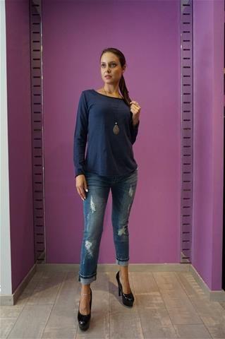 La Bella Donna - Μπλουζες Γυναικειες Μακρυμανικες