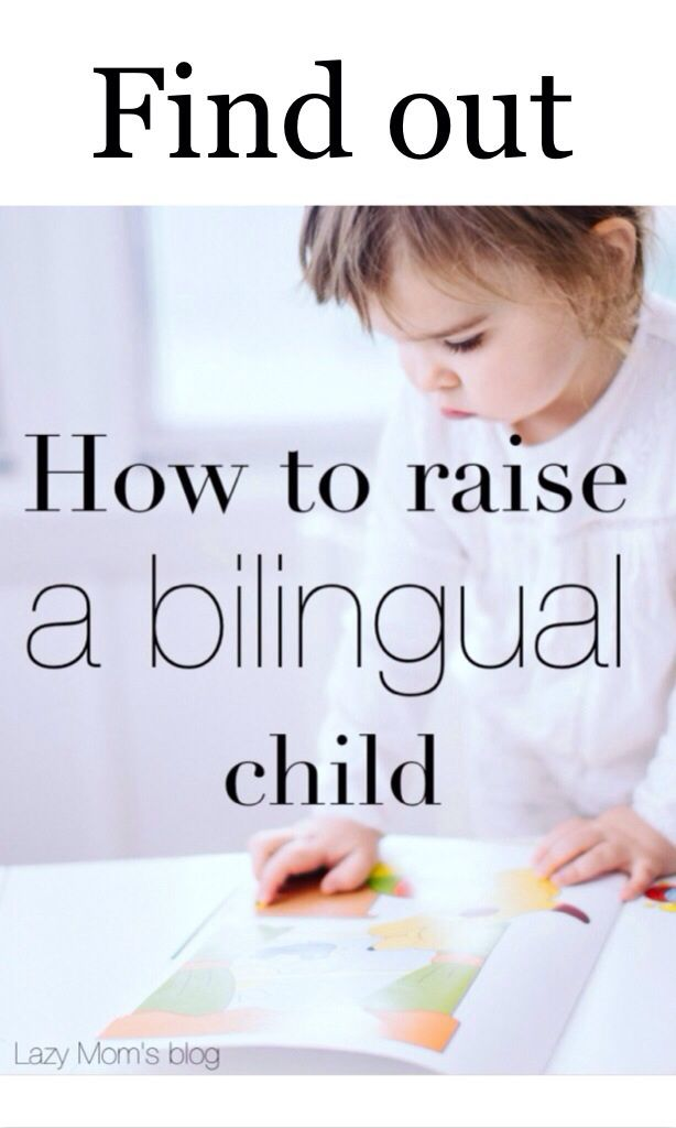 I always wanted my kids to speak more than one language, here is how I raised my child to be bilingual. Easy to follow tips and tricks !