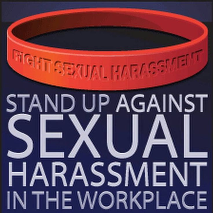 Stand Up Against Sexual Harassment in the workplace