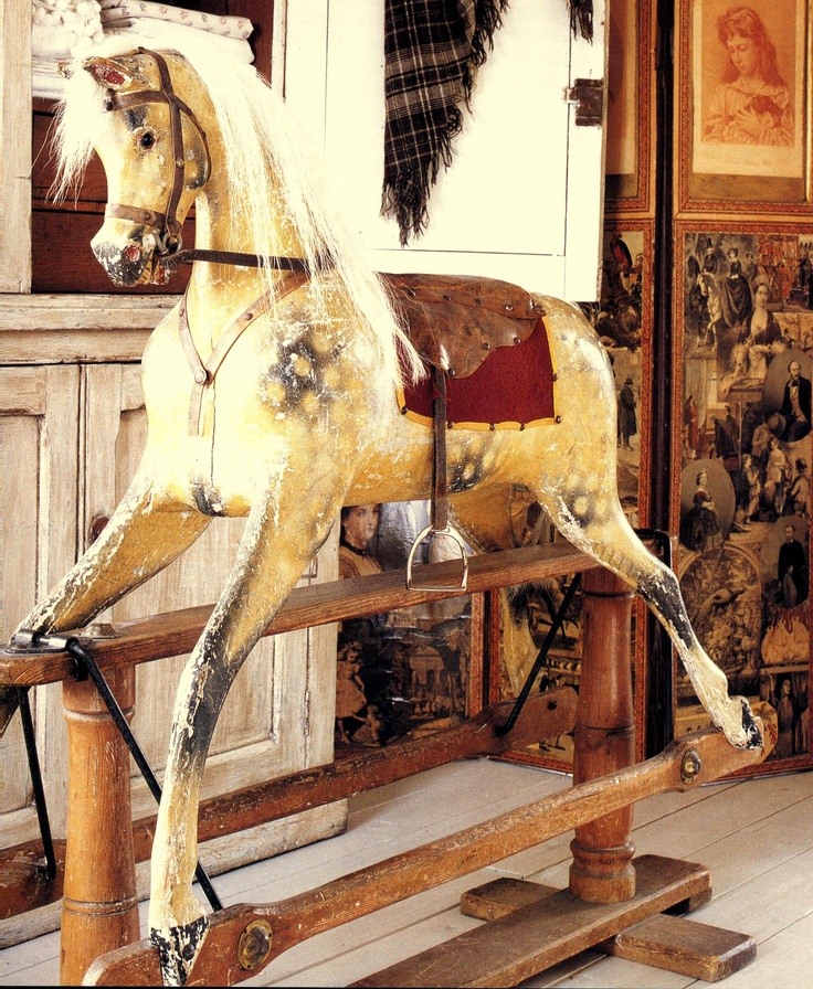 Wonderful old horse