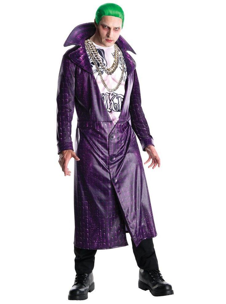 Joker Suicide Squad kostuum voor mannen
