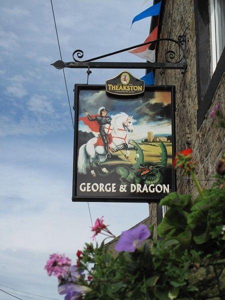 George And Dragon Hudswell