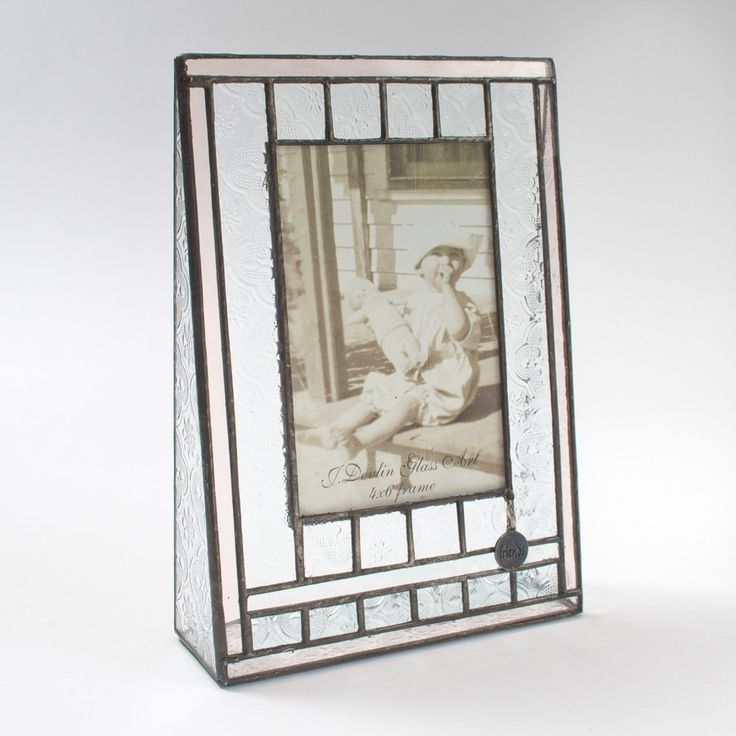 45 best Stained Glass Frames & Mirrors images on Pinterest | Stained ...