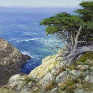 """AUTUMN IN POINT LOBOS"""