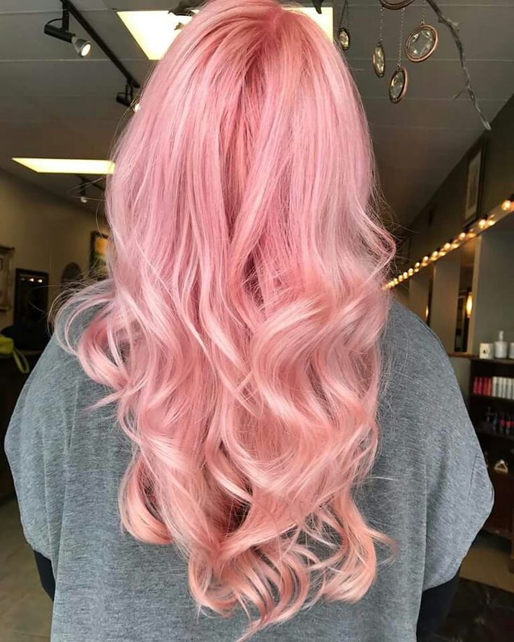 rose pink hair, joico colour intensity rose