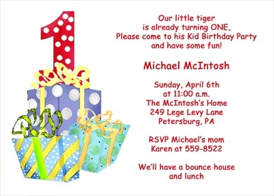 24 best Kids Children Birthday Party Invitations images on – Free Birthday Party Invitations for Kids