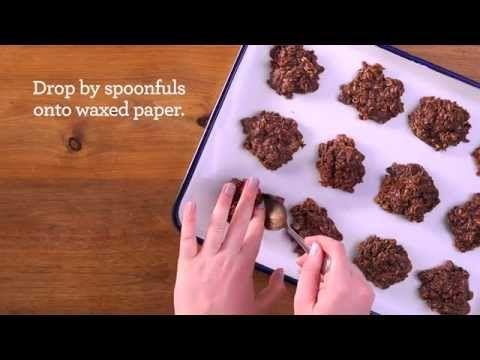 3-Minute No-Bake Cookies - Recipe   QuakerOats.com