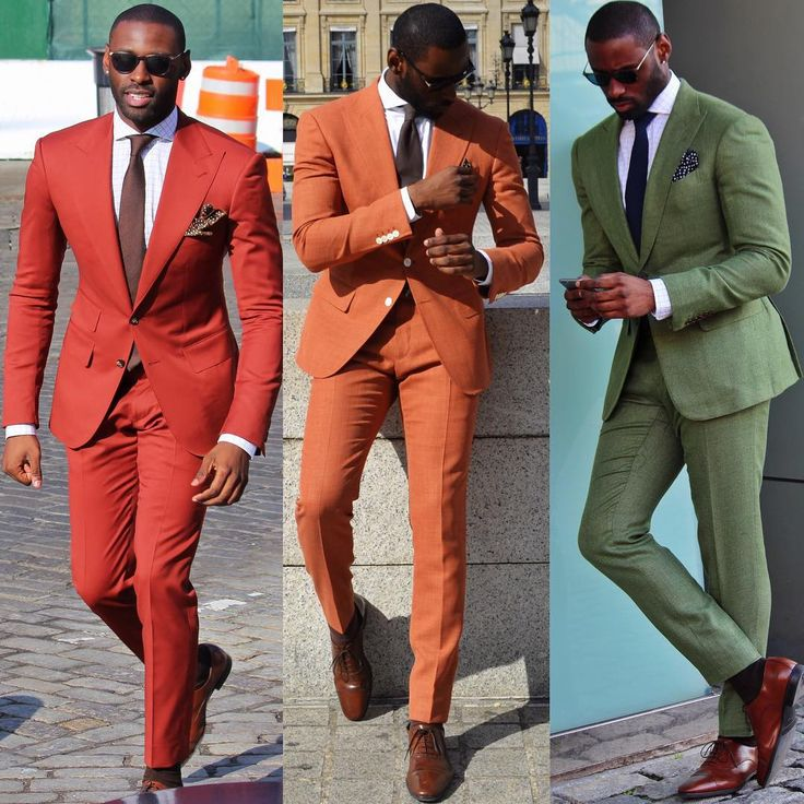 52 best images about Suits of Color on Pinterest | Tuxedos, Suits ...