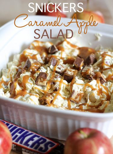... on Pinterest | Poppy seed dressing, Broccoli salads and Caramel apples