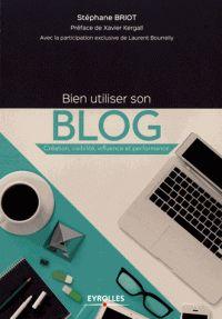 """658.452 BRI """"vous donne les clés et vous indique les portes à ouvrir pour suivre les chemins qui feront de votre blog une arme redoutablement efficace. Destiné aux micro-entrepreneurs ainsi qu'aux PME, truffé d'exemples et de témoignages, ce livre vous livre les éléments indispensables à la mise en oeuvre de votre blog et d'une stratégie gagnante pour votre entreprise."""""""