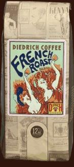 Diedrich Coffee - French Roast. Sandpoint, ID.