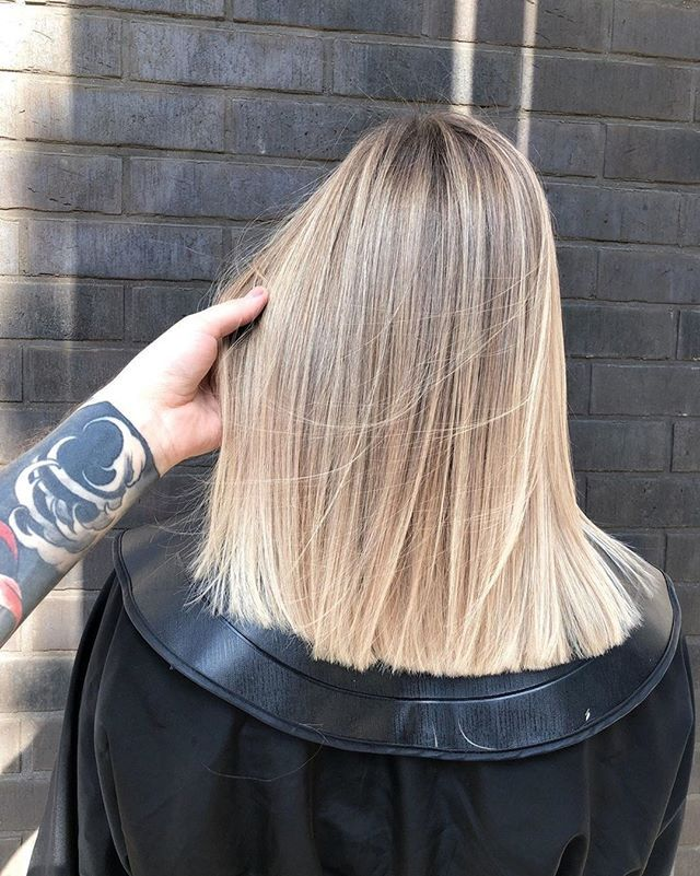 "American Salon no Instagram: ""that blend though ✔️ @alexey_look •⁣ •⁣ •⁣ #hairgoals #hairdressermagic #salonlife #hairtrends #hairdresser #haireducation #hairoftheday…"""