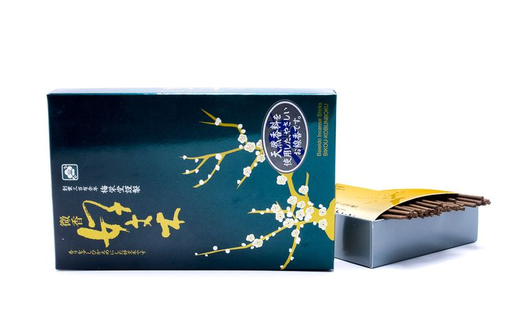Japanese Incense | Bikou Kobunboku | Baieido