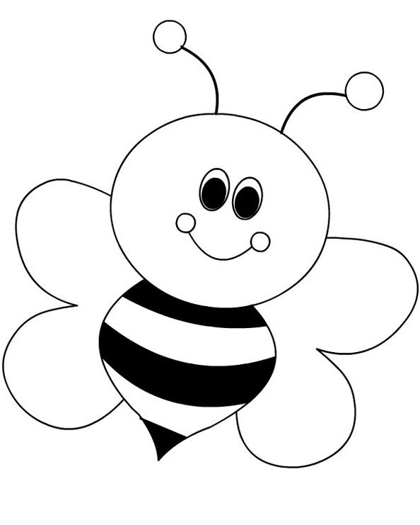 Small Bees With Chubby
