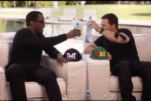Mark Wahlberg and Diddy Place $250K Bet on Mayweather-Pacquiao Fight
