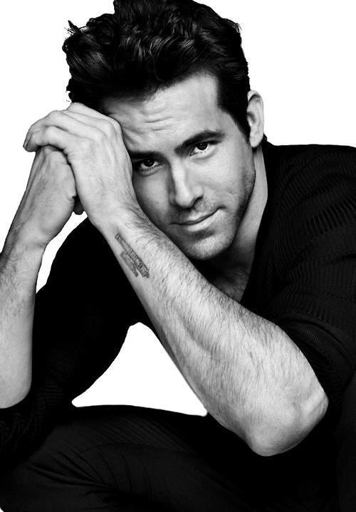 Stay handsome Ryan Reynolds