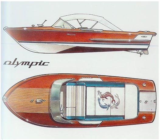Riva Olympic 1968