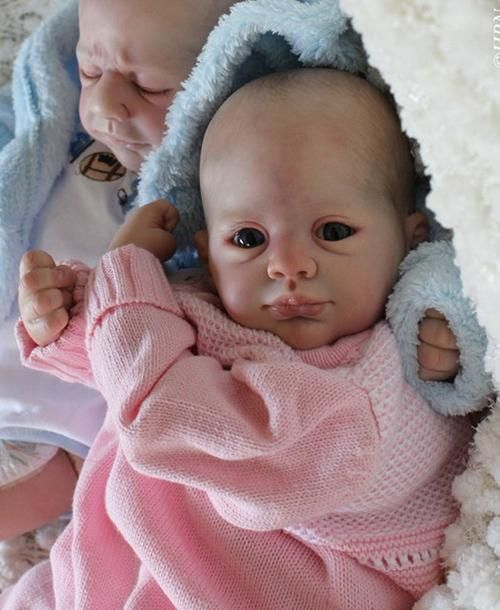 Custom Made Cheap Reborn Doll from Juliet kit. Perfect New Year Gift