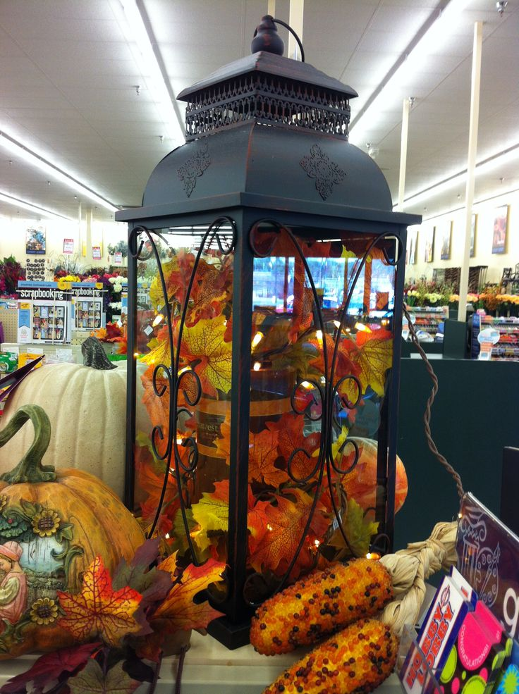 Fall decor at hobby lobby | Penny's Fall ideas | Pinterest