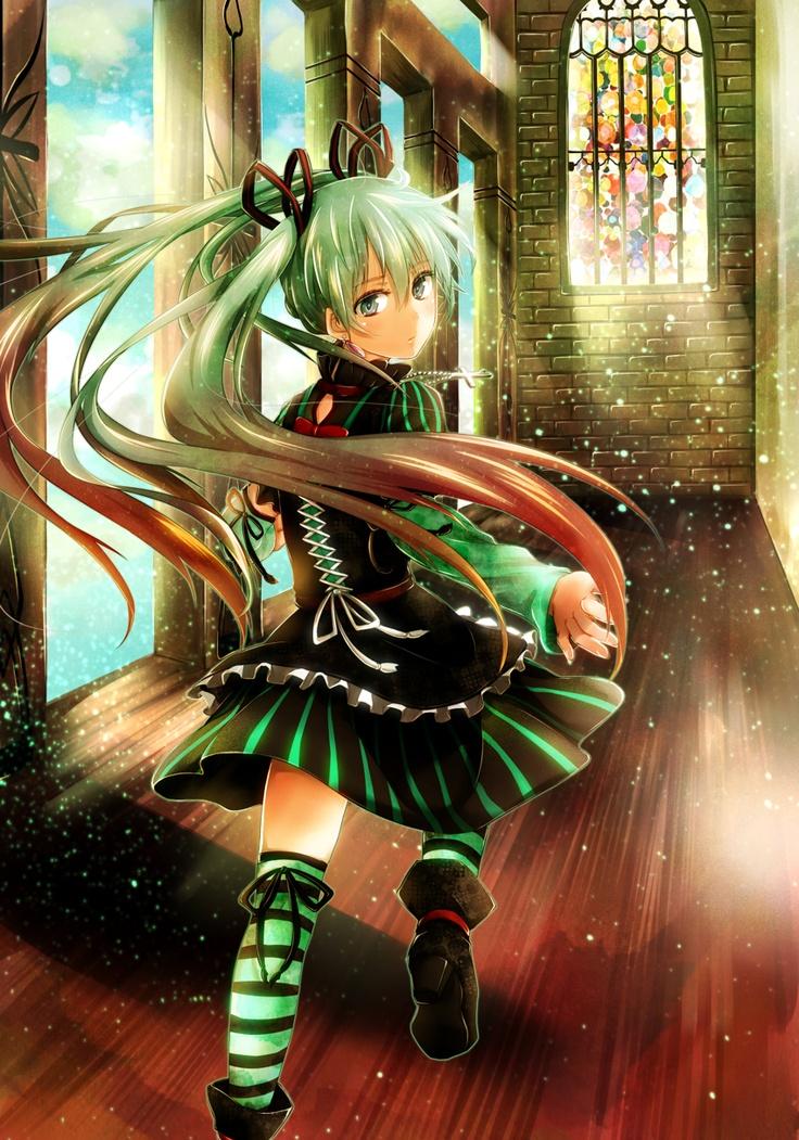 Beautiful #AnimeGirl