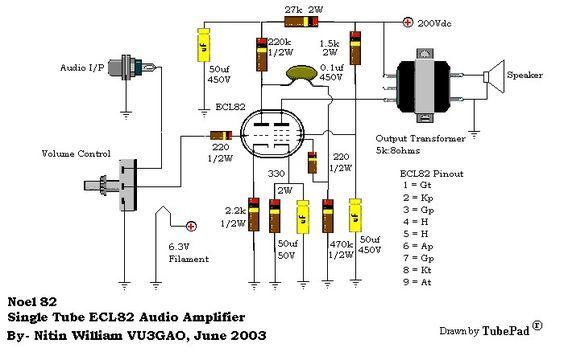 line mixer electronics circuits for you