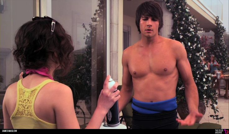 Her james maslow bulge also hot
