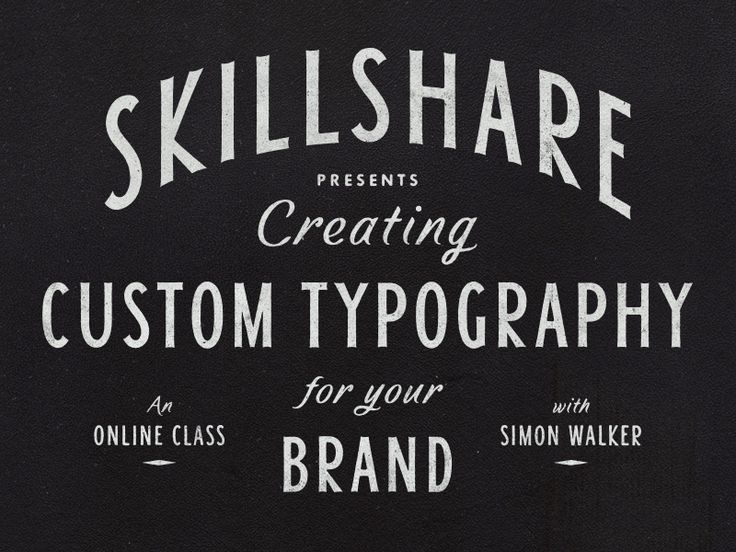 I just signed up, looking forward to it! Skillshare by Simon Walker