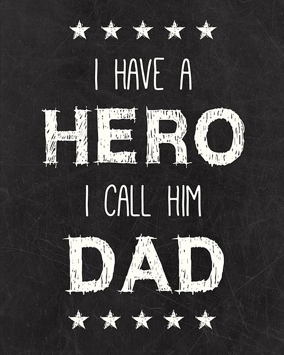 IF your DAD is still alive...call him up and tell him you LOVE him...right NOW...don't wait...call him now, you may never get another chance to talk to him...I wish I could make that call...