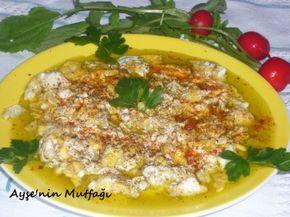 Mıkla (Kilis yöresinden hafif bir kahvaltılık tarifi)