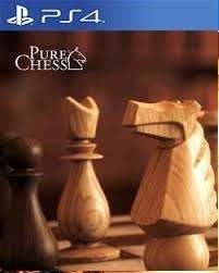 Pure chess PS4 [Elektronisk resurs] #tvspel #PS4