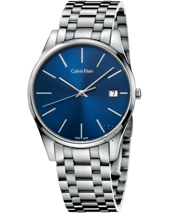 Calvin KLEIN Time Stainless Steel Bracelet Τιμή: 267€ http://www.oroloi.gr/product_info.php?products_id=37969