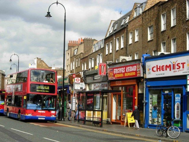 Kentish Town, London NW5 ---- Madita lives in a tiny apartment in Kentish Town.