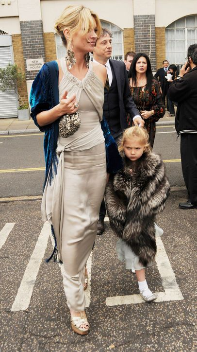 All Hail Kate Moss, Our Style Icon of the Week (and Possibly Infinity)