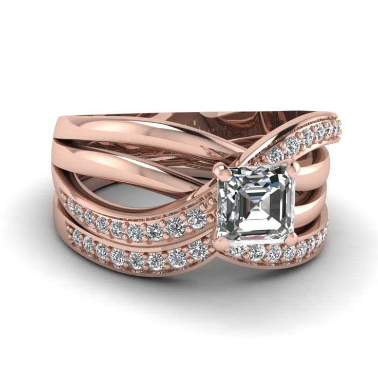 rose-gold-asscher-white-diamond-engagement-wedding-ring-in-pave-set-FD67814AS-NL-RG