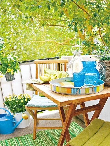 25+ Best Ideas About Kleinen Balkon Gestalten On Pinterest | Möbel ... Balkon Gestalten 77 Ideen Lounge