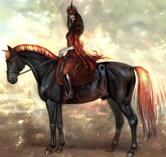 Dark Horse Rdr Jerusalem House