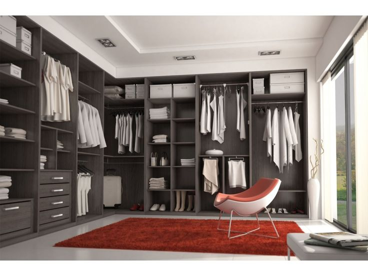 Tener un vestidor en casa es el sueño de todas las amantes de la moda, pero por motivos de espacio, está al alcance de muy pocas. Hoy os traigo varias ideas de vestidores para que quien tenga espac…
