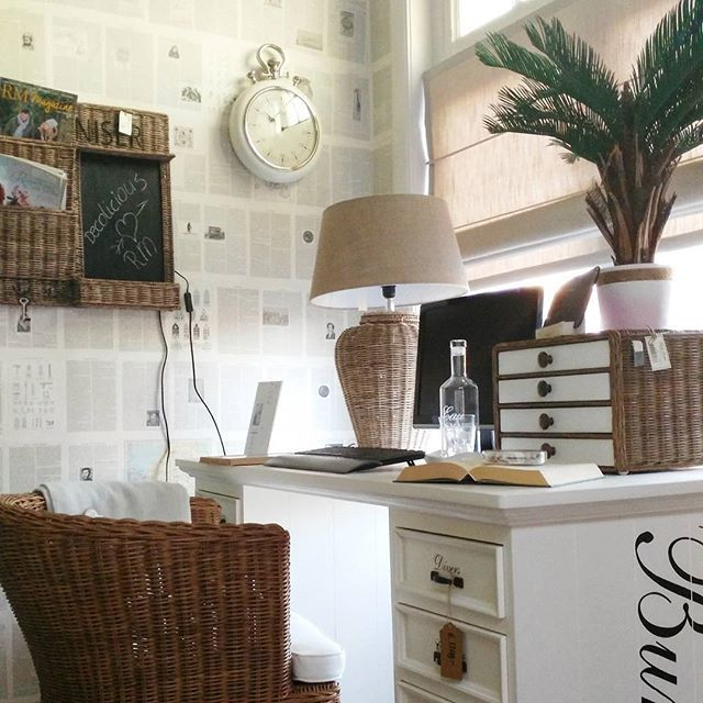 Office van Decolicious! #riviera #rmcollection #livingroom #office #workplace #kantoor #rivieramaisonlove #rivieramaison #sliedrecht #kerkstraat9 #raambekleding #meubels #vloerbekleding #verf