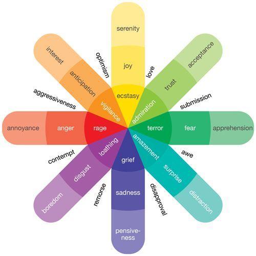 colour psychology essay