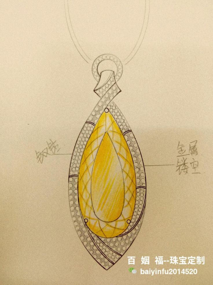 jewelry design by Baiyinfu2010520