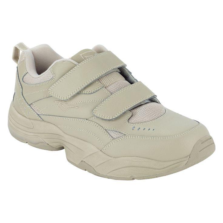Everlast® Sport Men's Louis Taupe (Brown) Court Shoe - Wide Width