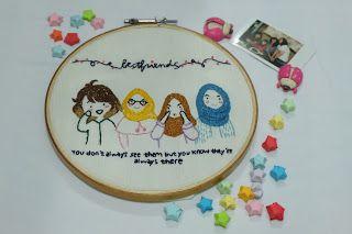 Follow Our Instagram : https://www.instagram.com/peekaboo.craft/ --------------- Hoop art indonesia, handmade, peekaboocraft, kado wisuda, kado ulang tahun, kado pacar, hadiah, kado unik, dekorasi rumah, pajangan, souvenir, bandung, hadiah wisuda, embroidery, hand embroidery