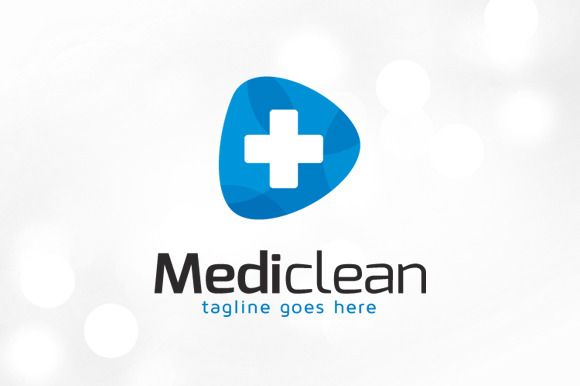 Medical Logo Template by gunaonedesign on @creativemarket