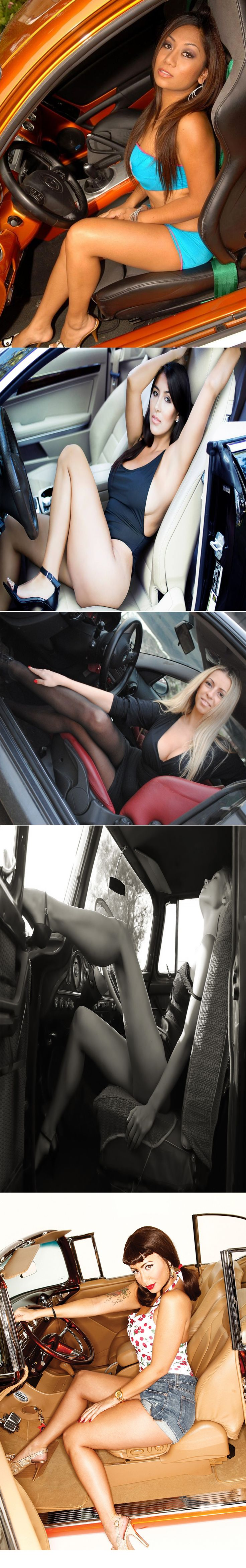 1000 images about girls vs car on pinterest cars girl car and luxury cars. Black Bedroom Furniture Sets. Home Design Ideas