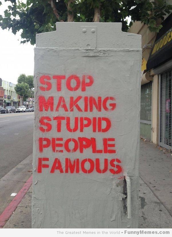 Please Stop......