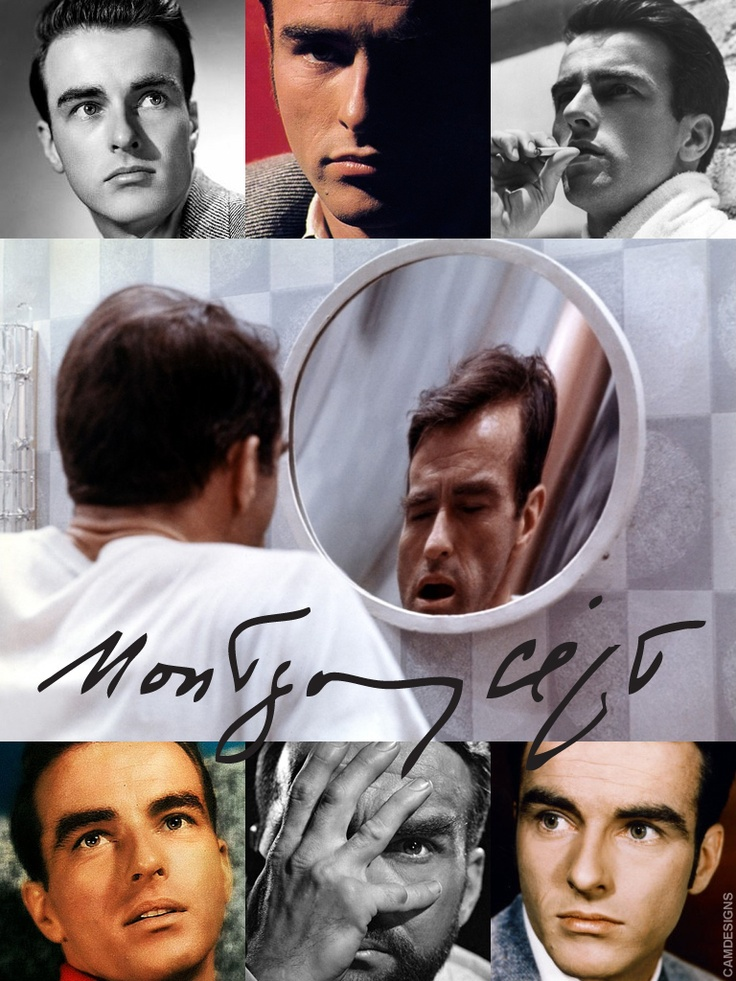 "Edward Montgomery Clift (Oct. 17 1920 – July 23 1966) was an American film & stage actor. The New York Times' obituary noted his portrayal of ""moody, sensitive young men"". Appearing on Broadway at age 15, Clift achieved success and performed on stage for 10 years before moving to Hollywood. He often played outsiders, often ""victim-heroes"". Clift received four Academy Award nominations during his career, three for Best Actor and one for Best Supporting Actor. He died of a heart attack at age…"