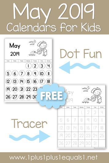 photo relating to Free Preschool Calendar Printables identify Could 2019 Calendars for Little ones Totschooling Preschool Absolutely free