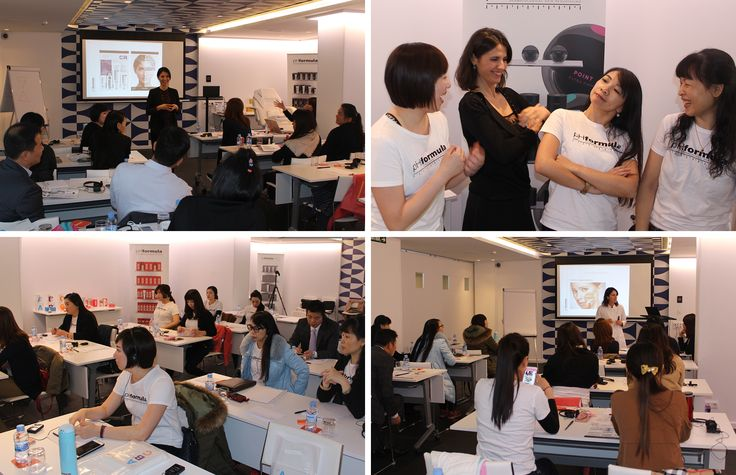 Congratulations to all the skin specialists from Taiwan that joined us in Barcelona last week for the advanced skin resurfacing workshop, hosted by Susanna Porras (International Educator). #skin resurfacing #education #skinspecialists