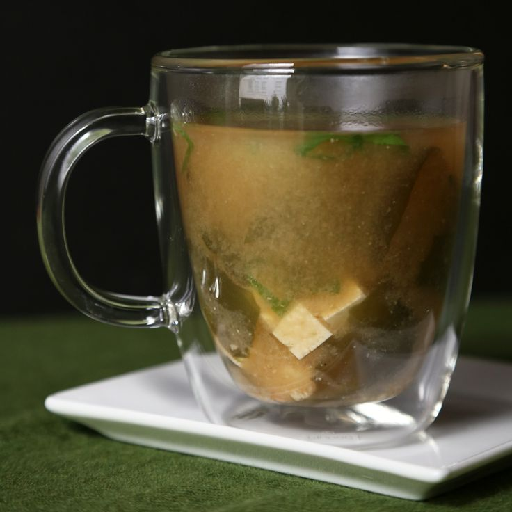 Stay In and Warm Up to a Bowl of Miso Soup